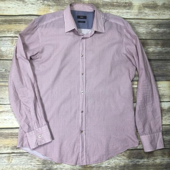 a81f6688 Hugo Boss Shirts | Ronny Slim Fit Button Down Shirt | Poshmark
